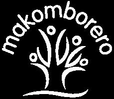 Makomborero Logo White