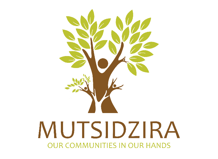 New logo for Mutsidzira - the Makomborero Community Grant programme